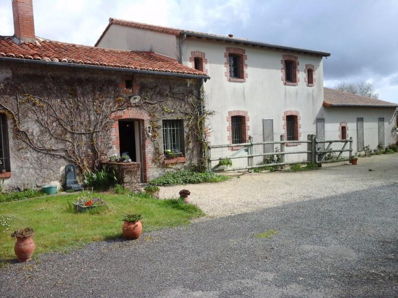 Vente maison / villa Chanteloup les bois 330000€ - Photo 2