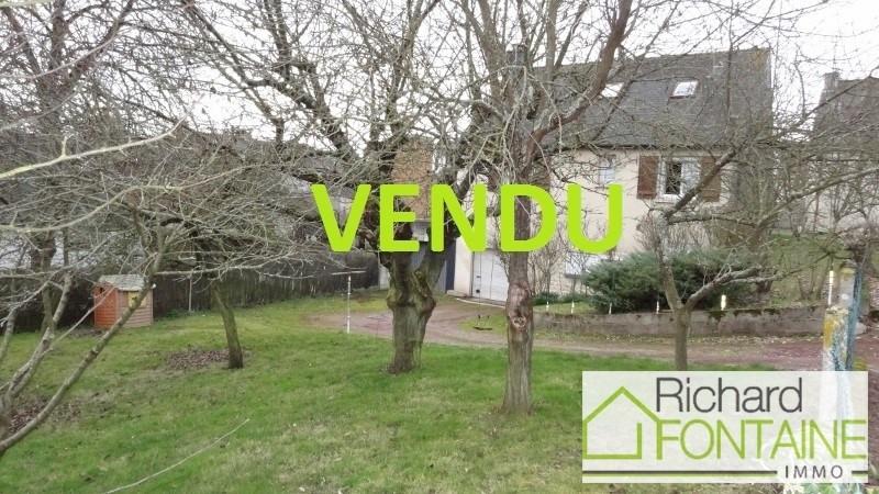 Revenda casa Chartres de bretagne 217350€ - Fotografia 1