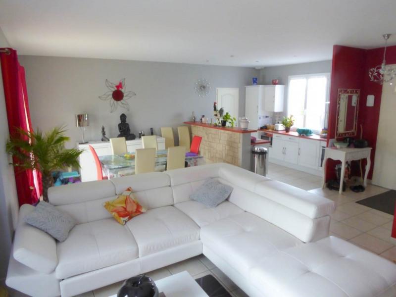 Vente maison / villa Merpins 210000€ - Photo 3
