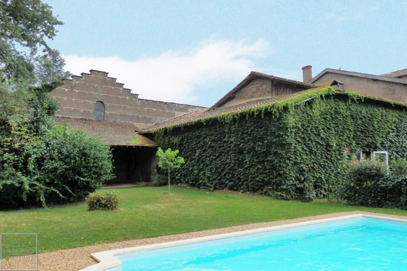 Deluxe sale house / villa Guereins 680000€ - Picture 7