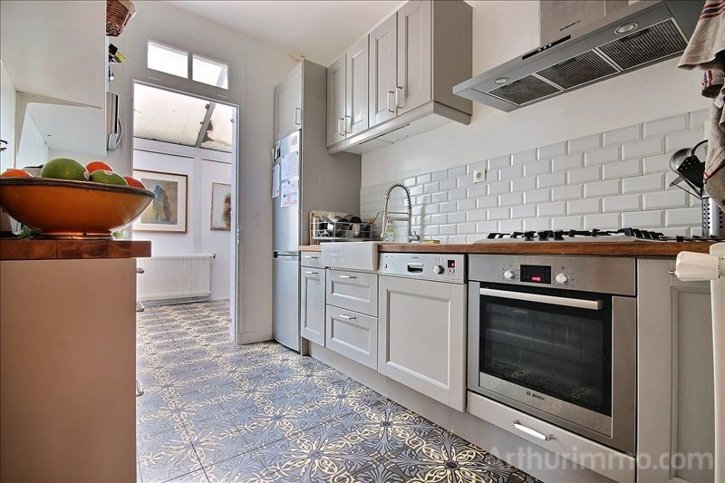 Location maison / villa Asnieres sur seine 3 300€ CC - Photo 3