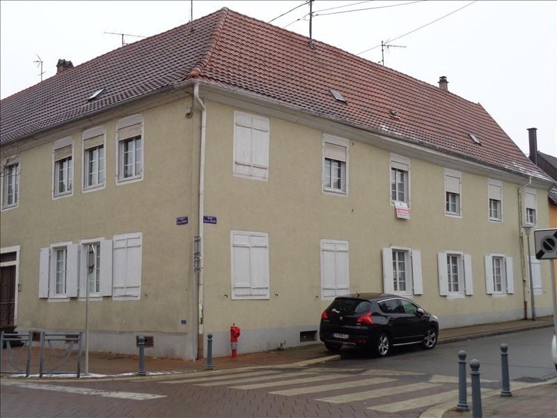 Verkoop  flatgebouwen Bischwiller 286200€ - Foto 3