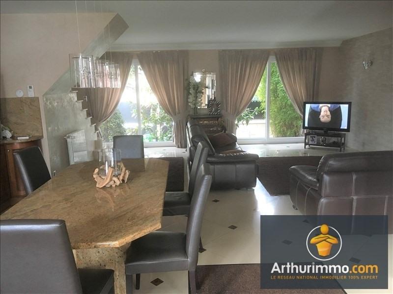Sale house / villa Les pavillons sous bois 494000€ - Picture 1