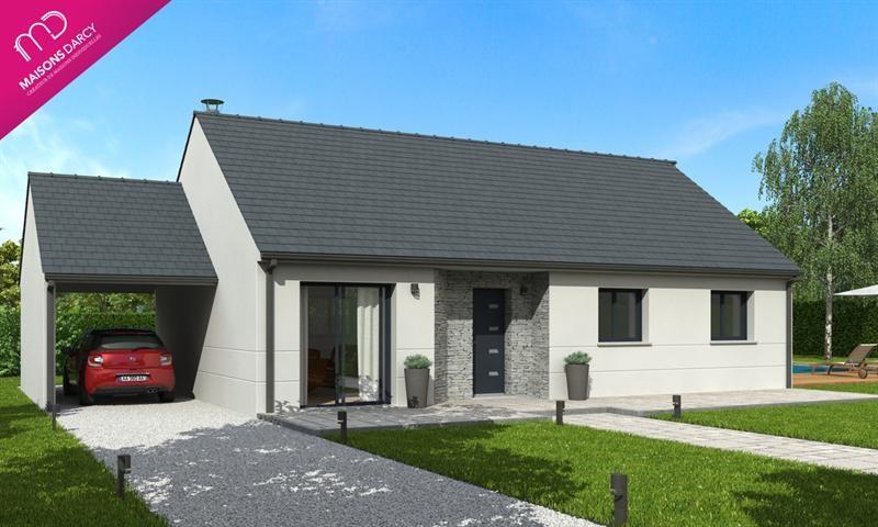 Maison  5 pièces + Terrain 602 m² Flavignerot par MAISONS DARCY