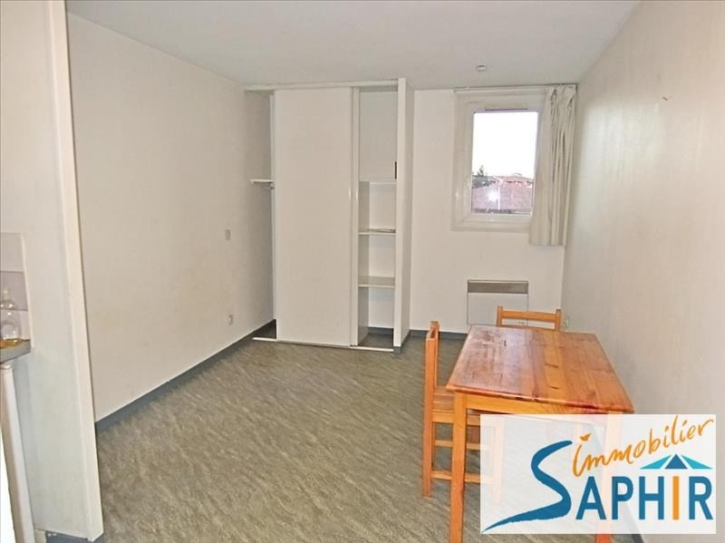 Sale apartment Toulouse 69 000€ - Picture 1