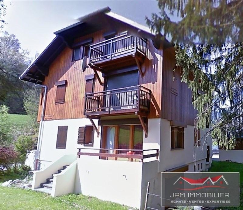 Deluxe sale apartment Samoens 216000€ - Picture 1
