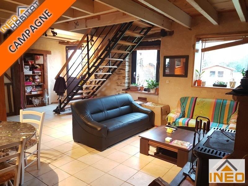 Vente maison / villa St maugan 107000€ - Photo 1