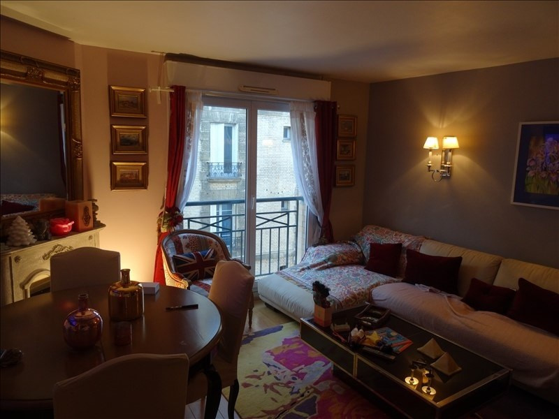 Vente appartement Clichy 315000€ - Photo 2