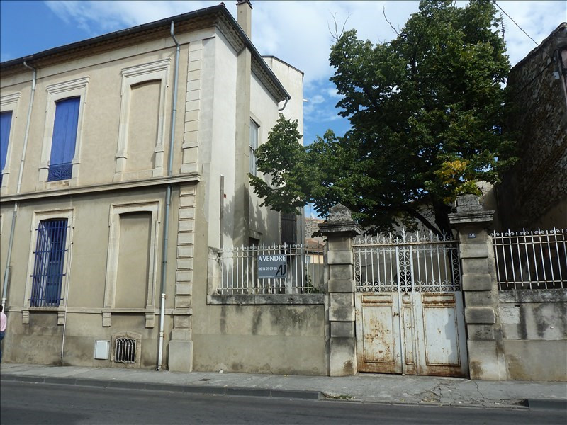 Vente immeuble Vauvert 298000€ - Photo 2