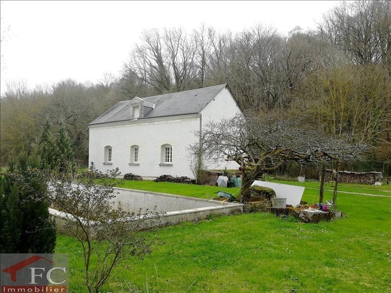 Sale house / villa Villedomer 244650€ - Picture 2