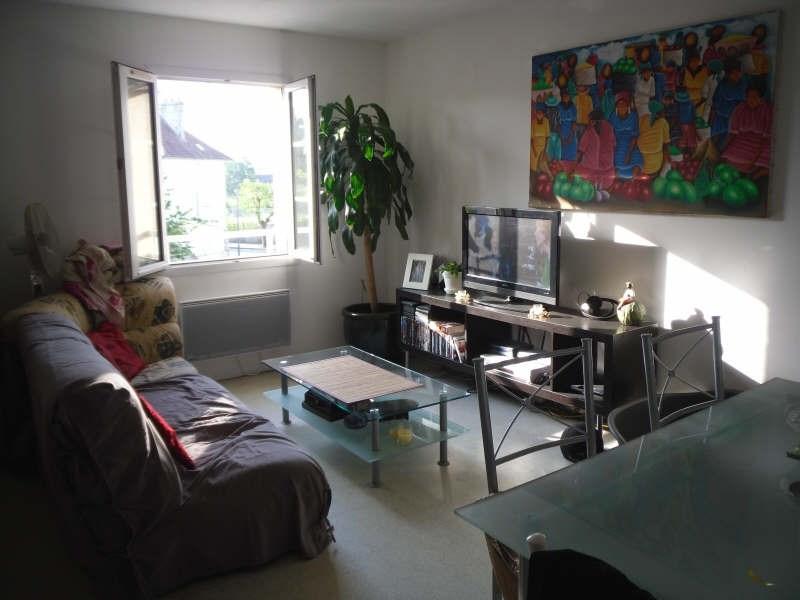 Rental apartment Crepy en valois 573€ CC - Picture 1