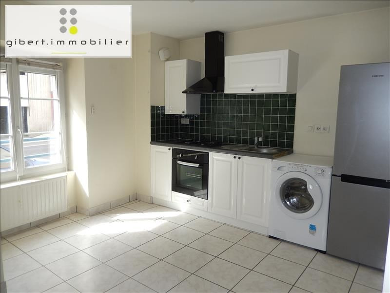 Rental apartment Le puy en velay 399,79€ CC - Picture 1