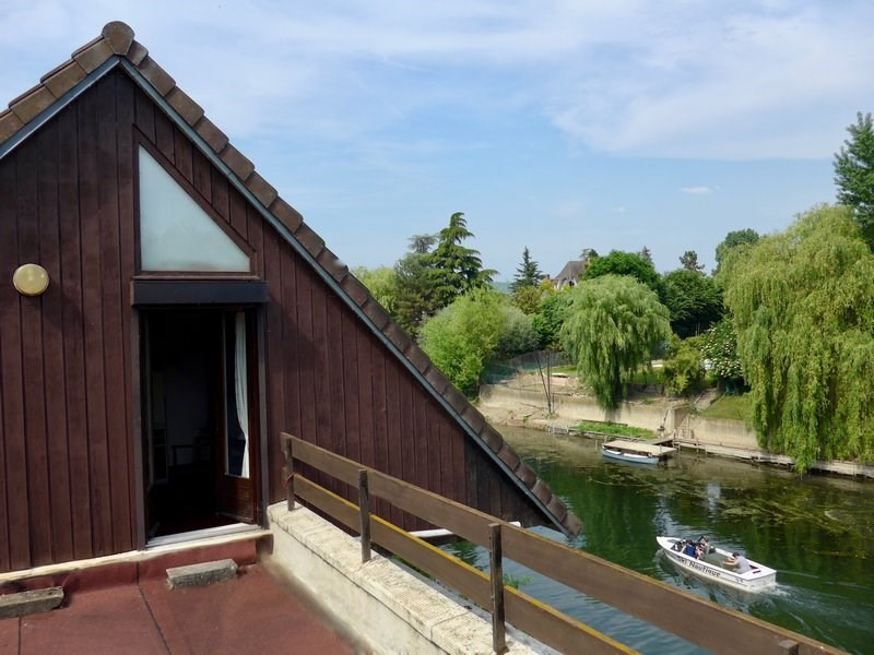 Vendita casa Villennes sur seine 780000€ - Fotografia 12