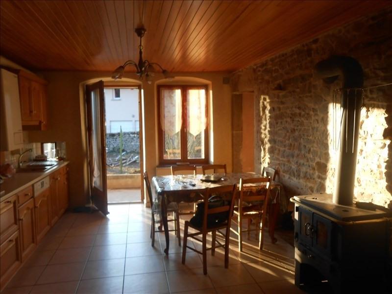 Sale house / villa Brion 179000€ - Picture 4