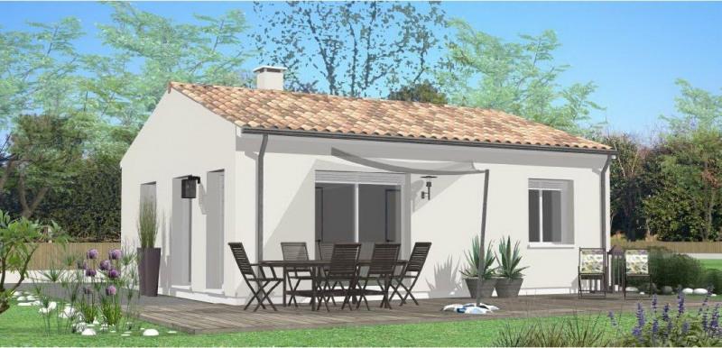 Maison  4 pièces + Terrain 944 m² Verteillac par IGC CONSTRUCTION