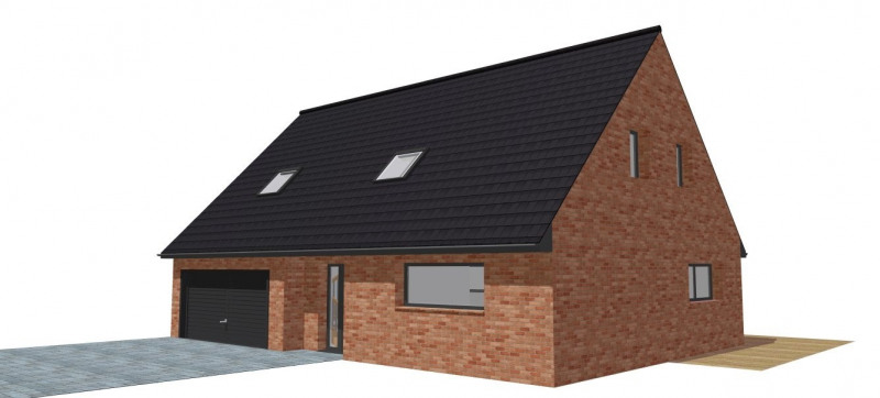 Maison  5 pièces + Terrain 539 m² Provin par MAISON FAMILIALE - Lille