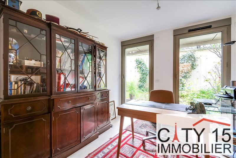 Vente de prestige appartement Paris 15ème 865000€ - Photo 9