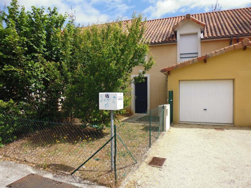 Produit d'investissement maison / villa Poitiers 129300€ - Photo 1