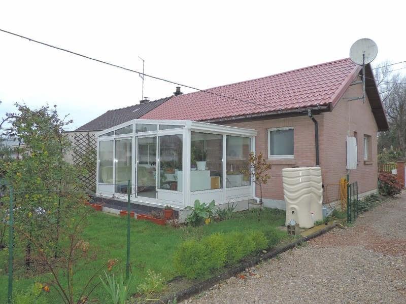 Vente maison / villa Quend 154500€ - Photo 2