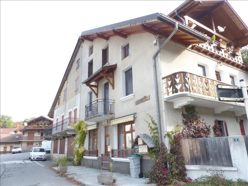 Sale apartment Mont saxonnex 107000€ - Picture 1