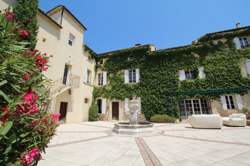 Deluxe sale house / villa Vedene 1 899 000€ - Picture 2
