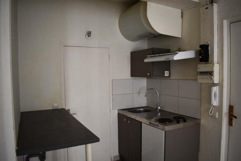 Sale apartment Bordeaux 153000€ - Picture 2