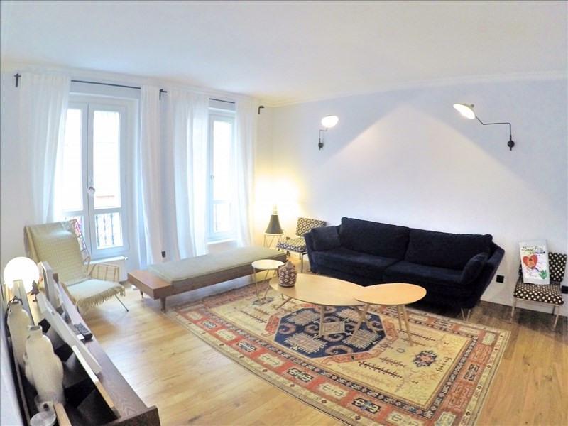 Vente de prestige appartement Paris 10ème 1399000€ - Photo 2
