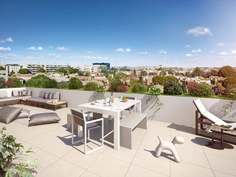 Investment property apartment Montpellier 139 000€ - Picture 5