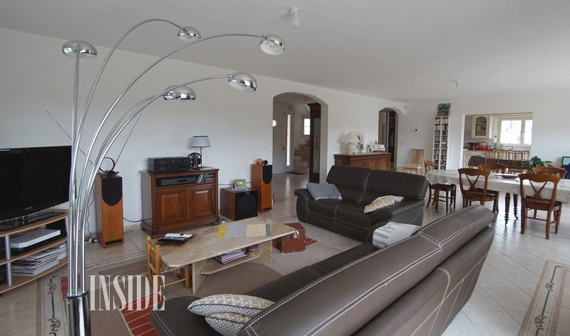 Deluxe sale house / villa Sergy 795000€ - Picture 3