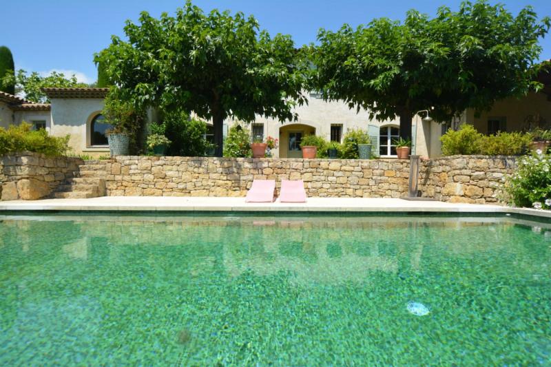 Verkoop van prestige  huis Valbonne 2700000€ - Foto 1