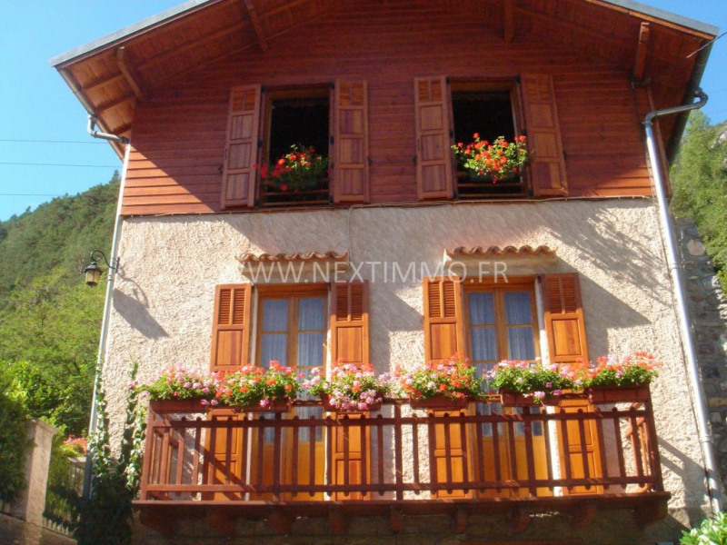 Venta  casa Saint-martin-vésubie 295000€ - Fotografía 2