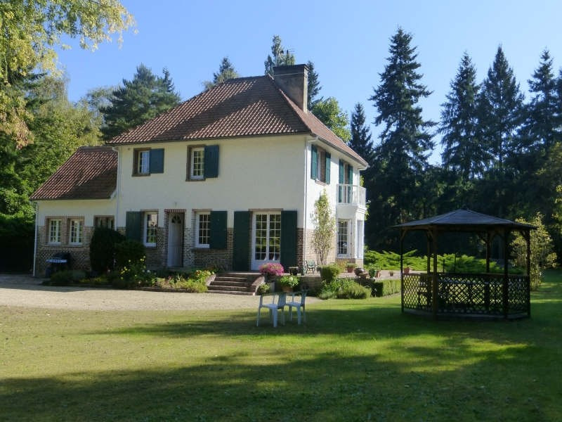 Vente de prestige maison / villa Lamorlaye 645000€ - Photo 2