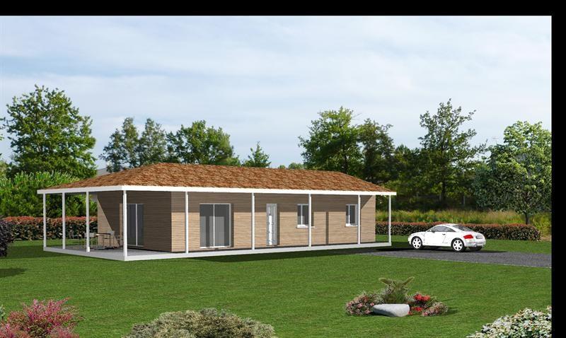 Maison  5 pièces + Terrain 1200 m² Châlus (87230) par GCI CONSTRUCTION