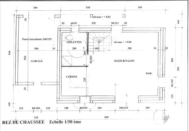 Vente maison / villa Sailhan 252000€ - Photo 3