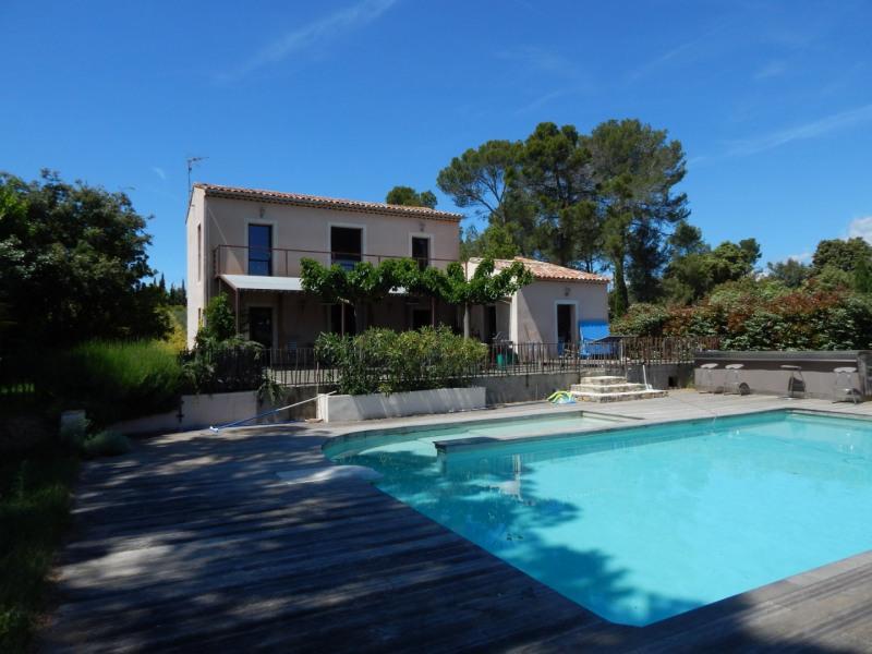 Sale house / villa Sillans-la-cascade 499000€ - Picture 3