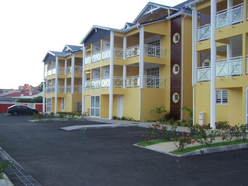 achat appartement 2 pièces saint-françois - appartement neuf f2/t2