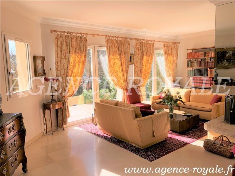 Sale house / villa Mareil marly 895000€ - Picture 3