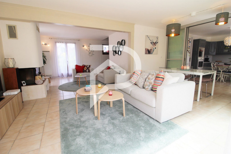 Sale house / villa Saint leu la foret 375000€ - Picture 2