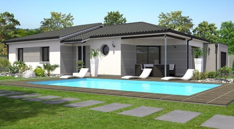 Maison  5 pièces + Terrain 2269 m² St Benoît de Carmaux par SIC HABITAT