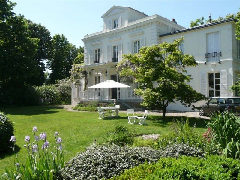 Deluxe sale house / villa Maisons-laffitte 2 290 000€ - Picture 1