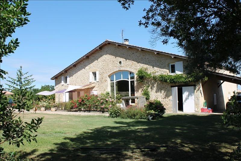 Vente de prestige maison / villa Langon 554960€ - Photo 1