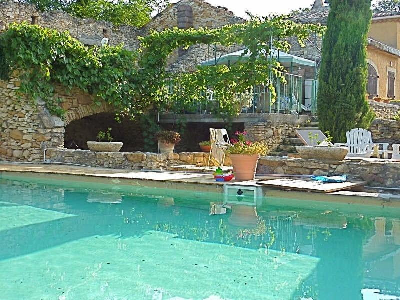 Deluxe sale house / villa Goudargues 630000€ - Picture 17