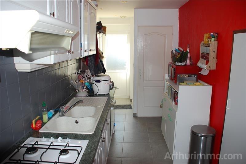 Vente maison / villa Feuguerolles bully 177900€ - Photo 9