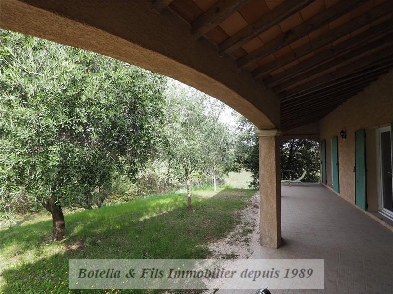 Venta  casa Barjac 308500€ - Fotografía 11