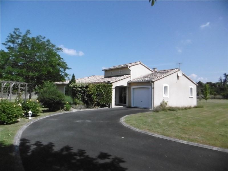 Sale house / villa Montpon menesterol 228000€ - Picture 2