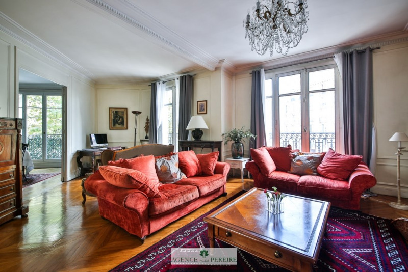 Vente de prestige appartement Paris 17ème 1 200 000€ - Photo 1
