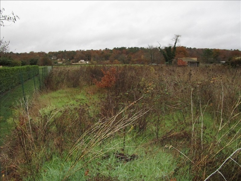 Vente terrain Montpon menesterol 33500€ - Photo 1