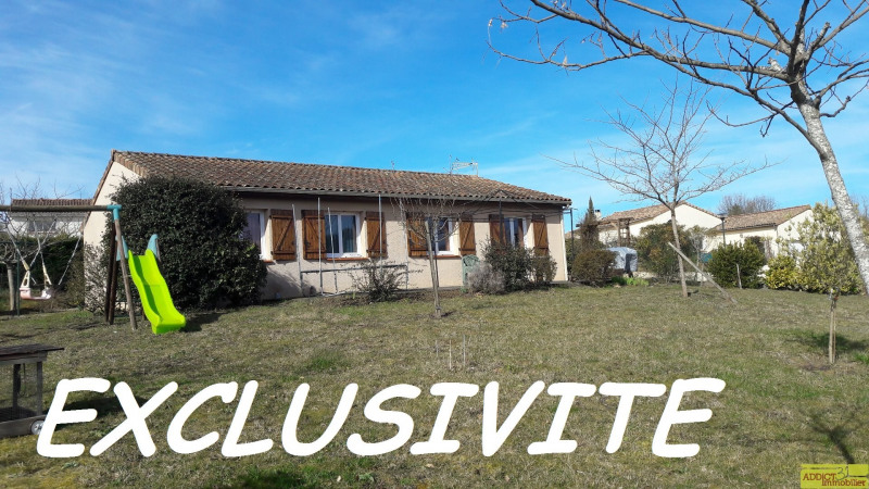 Vente maison / villa Garidech 242 650€ - Photo 1