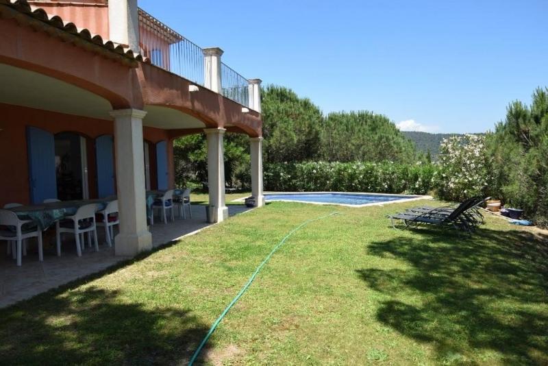 Sale house / villa Ste maxime 1270000€ - Picture 3