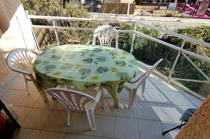 Vente appartement Valras plage 99000€ - Photo 2